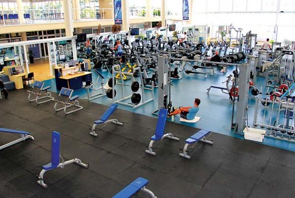 carousel-gym