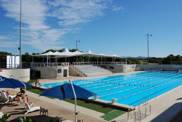 Aquatic centre sports super centre gold coast for Sport pools pictures