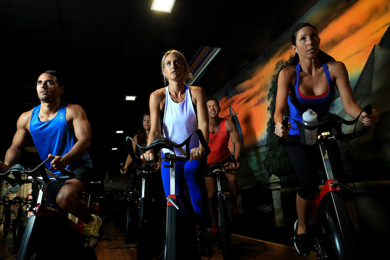 Group Exercise and Gym Updates 15 – 21 Feb 2020