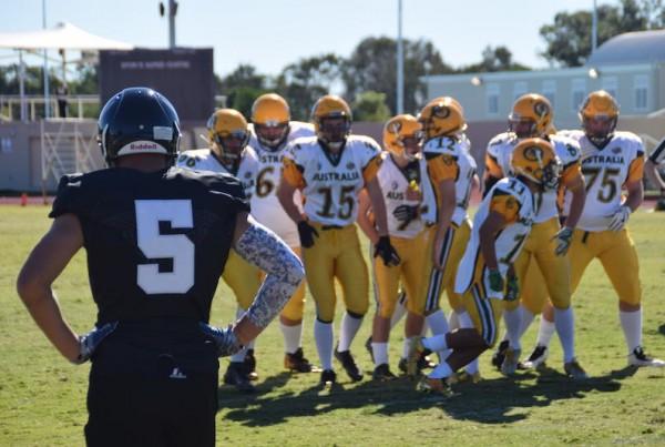 American Football Training Gold Coast