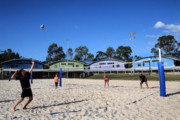 Beach Volleyball Runaway Bay