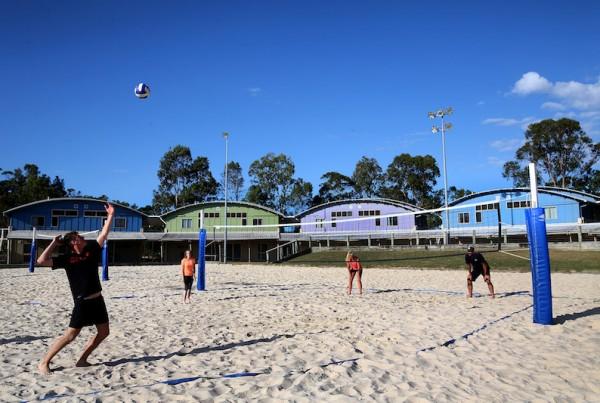 Beach Volleyball Runaway Bay