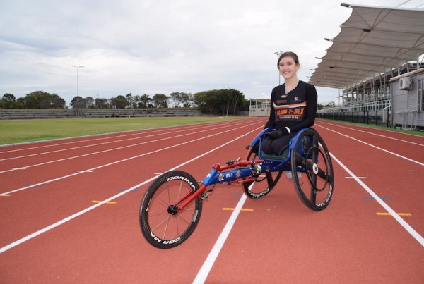 Disabled Athlete Training Facilities