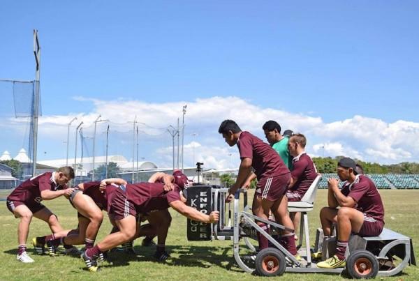 Rugby Training Gold Coast