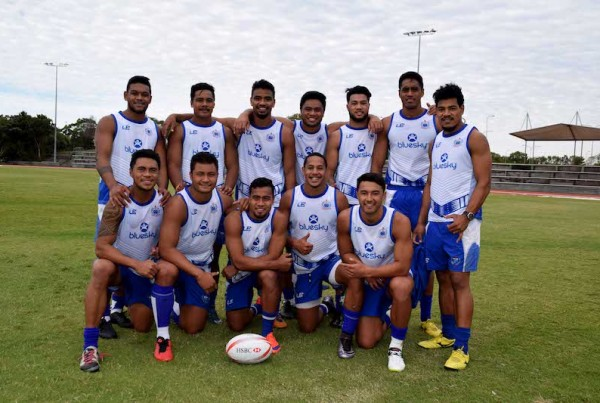 Samoa Sevens Football Team