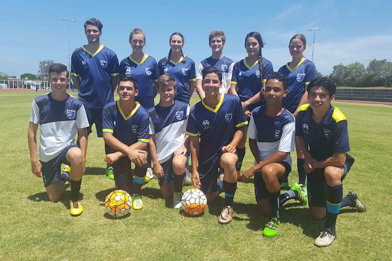 Soccer Training Gold Coast