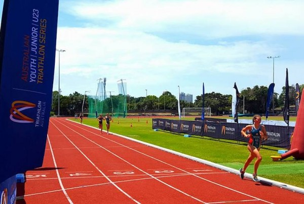 Triathlon Running Gold Coast