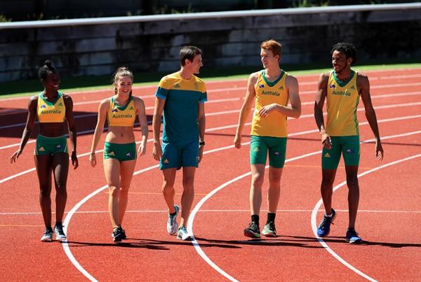 Elite Athletes - Gold Coast