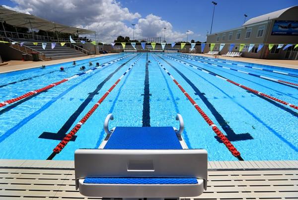 50m Swimming Pool - Gold Coast