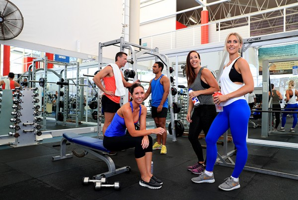 Gold Coast Gym Members