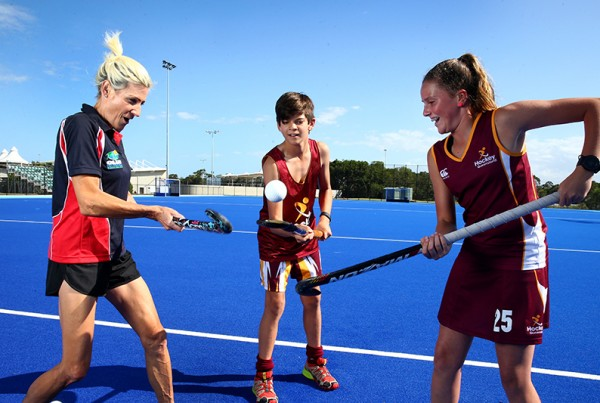 Kids Hockey - Gold Coast