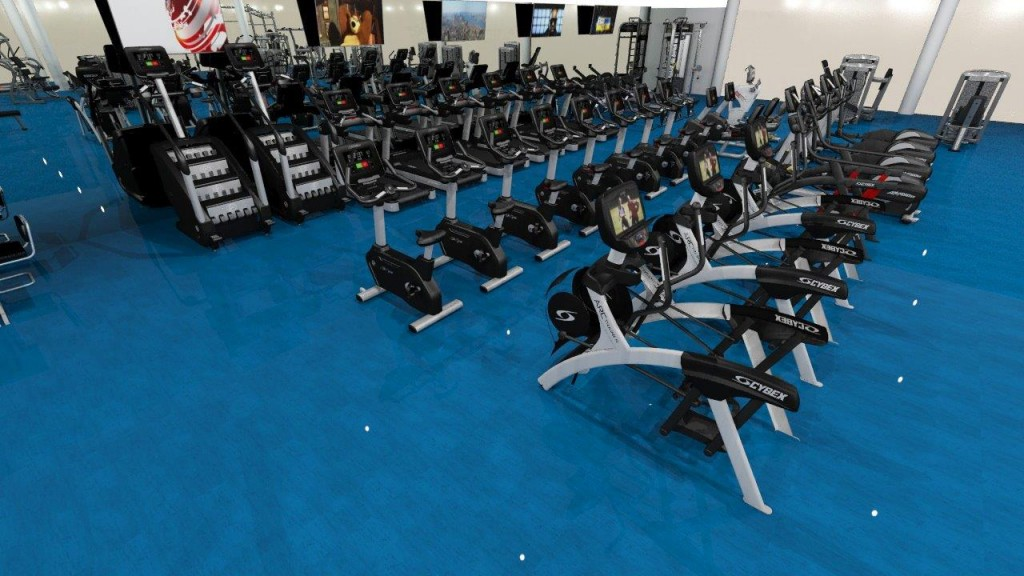 Cardio | Sports Super Centre | New Gym