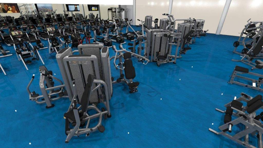 World Class Gym Equipment | Sports Super Centre | New Gym