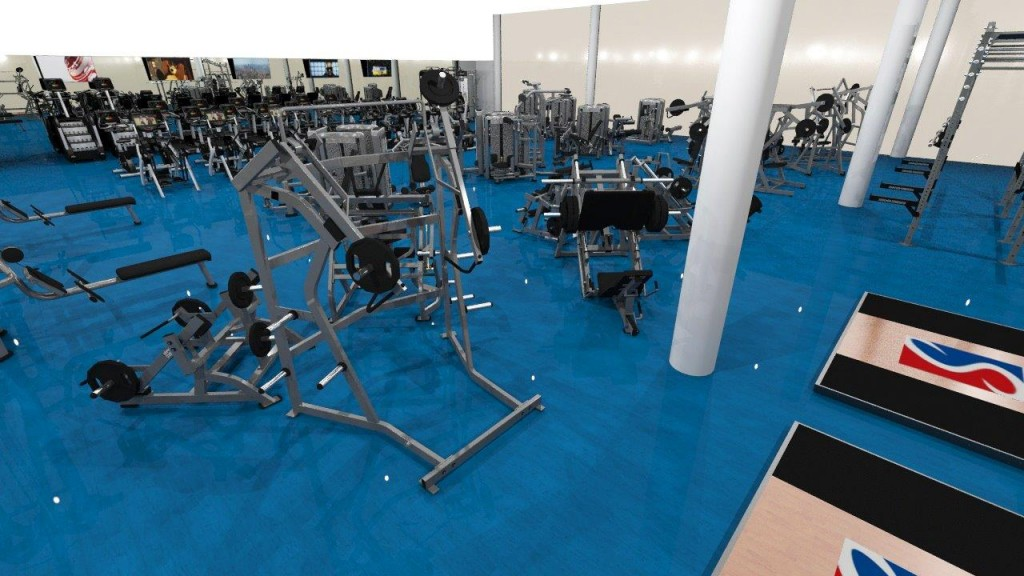 Gym Plates | Sports Super Centre | New Gym