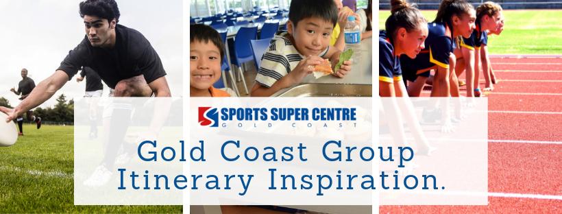 Gold Coast Group Travel Itinerary Inspiration