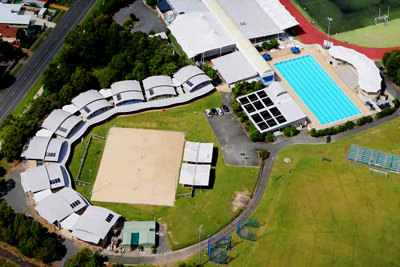 Accommodation at Gold Coast Performance Centre