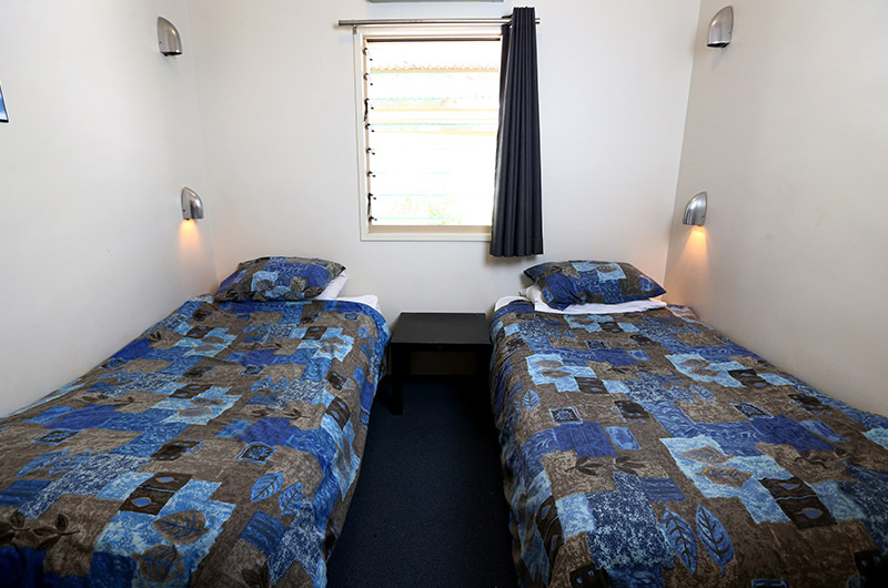 Twin Share Accommodation at BLK Performance Centre