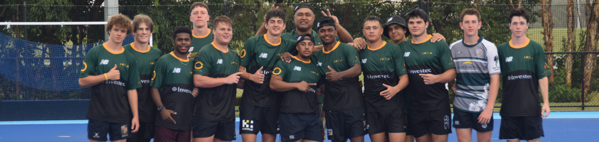 IRAA Launches Premier Rugby Academy in Queensland