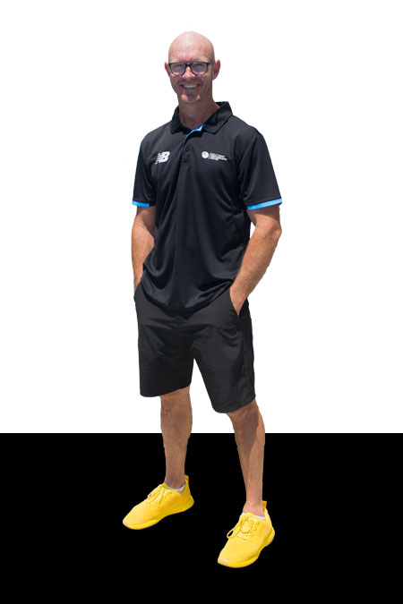 Ash | Trainer at Gold Coast Performance center